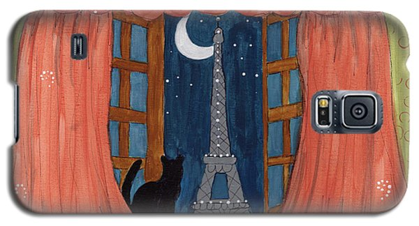 Paris Moonlight Galaxy S5 Case