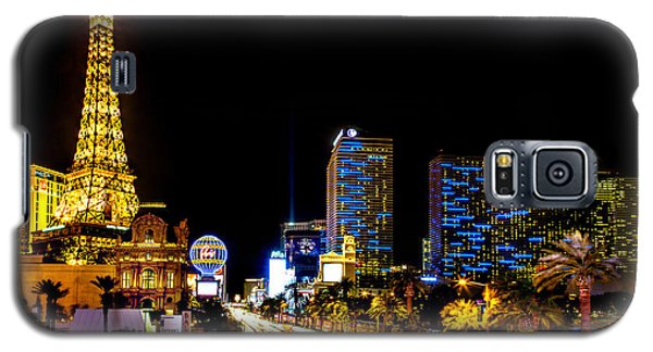 Eiffel Tower Galaxy S5 Case - Welcome To Vegas by Az Jackson