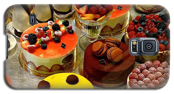 Paris Pastry Pause Galaxy S5 Case by Ira Shander