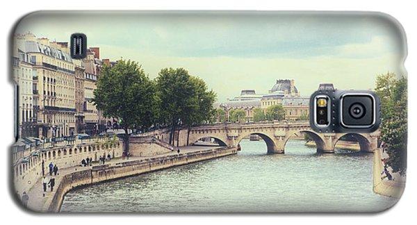 Paris Photography Galaxy S5 Case