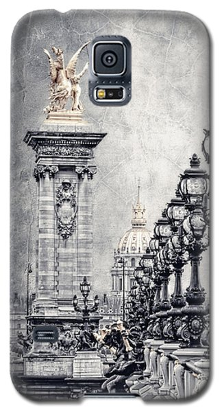 Paris Pompous 2 Galaxy S5 Case by Joachim G Pinkawa