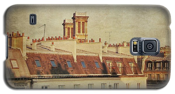 Paris Rooftops Galaxy S5 Case by Ivy Ho