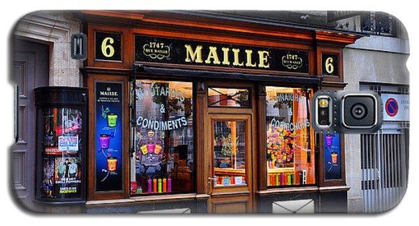 Paris Shop Galaxy S5 Case