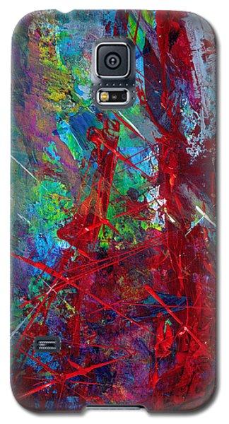 Paris Storm Galaxy S5 Case