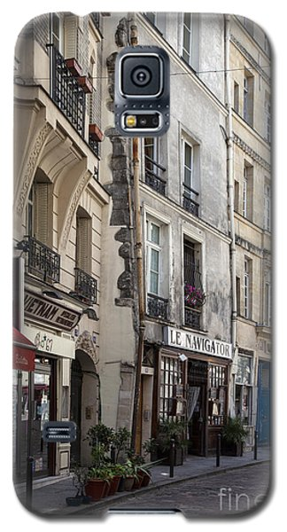 Paris Street Galaxy S5 Case