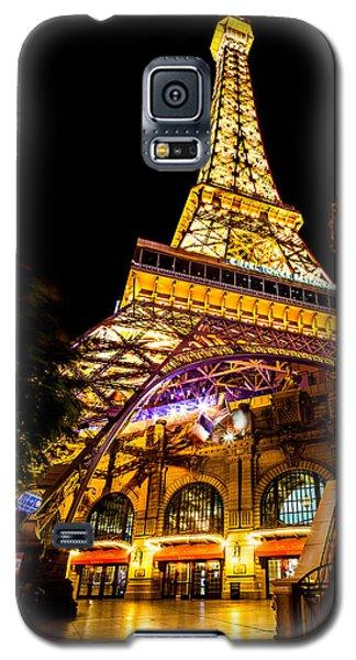 Paris Under The Tower Galaxy S5 Case by Az Jackson