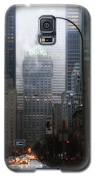 Park Avenue Dawn In Color Galaxy S5 Case