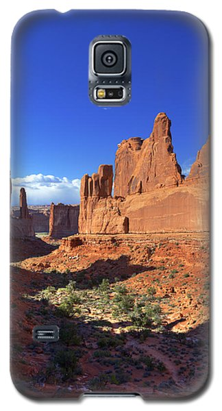 Park Avenue Sunset Galaxy S5 Case by Alan Vance Ley