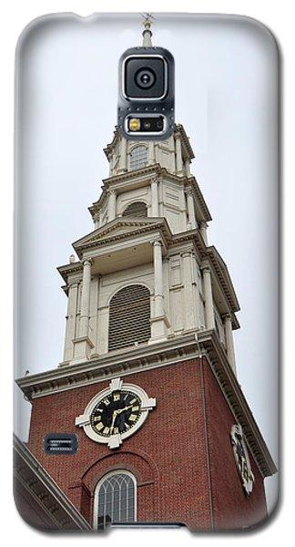 Park Street Church Boston Galaxy S5 Case