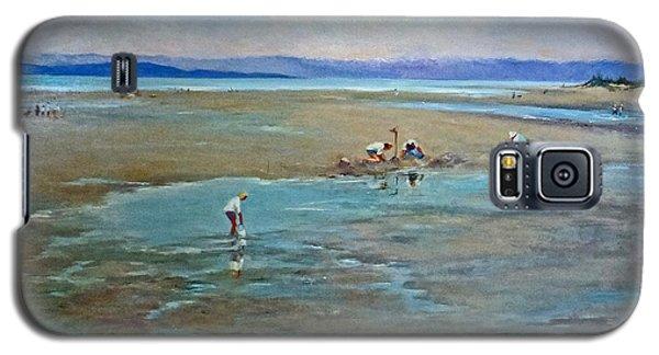 Parksville Beach Galaxy S5 Case by Jessamine Barron