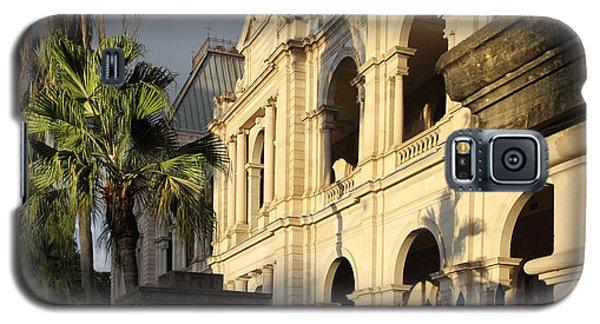 Parlament House In Brisbane Australia Galaxy S5 Case