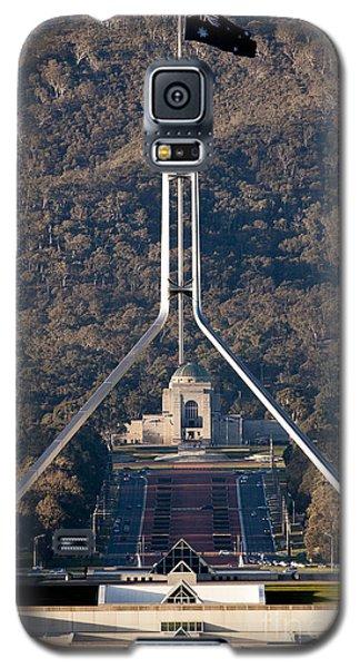 Parliament And War Memorial Australia Galaxy S5 Case