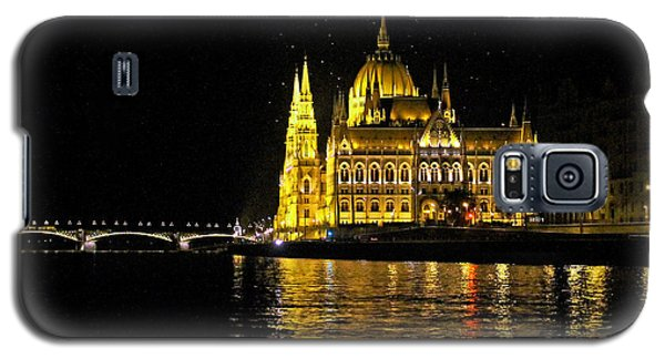 Parliament At Night Galaxy S5 Case