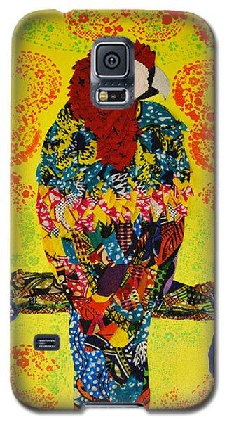 Parrot Oshun Galaxy S5 Case by Apanaki Temitayo M