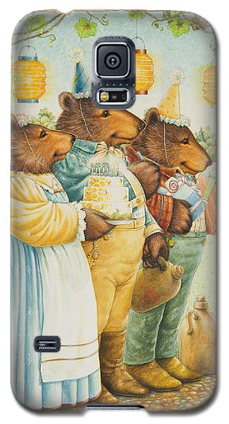 Party Bears Galaxy S5 Case