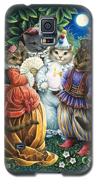 Party Cats Galaxy S5 Case
