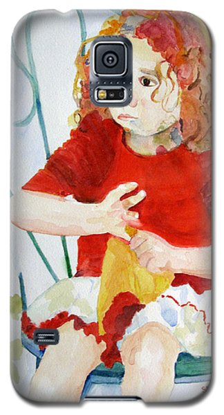 Party Girl Galaxy S5 Case