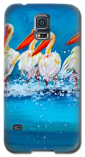 Party Girls Galaxy S5 Case