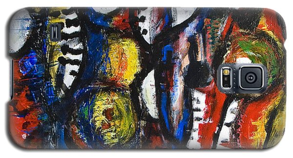Party On Galaxy S5 Case by Alexandra Jordankova