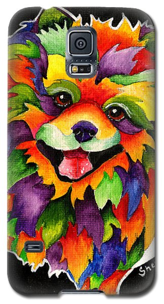 Party Pom Galaxy S5 Case