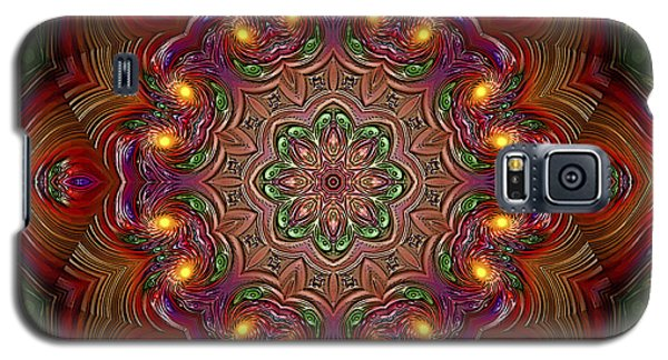 Galaxy S5 Case featuring the digital art Party Time 3 D Art by Hanza Turgul