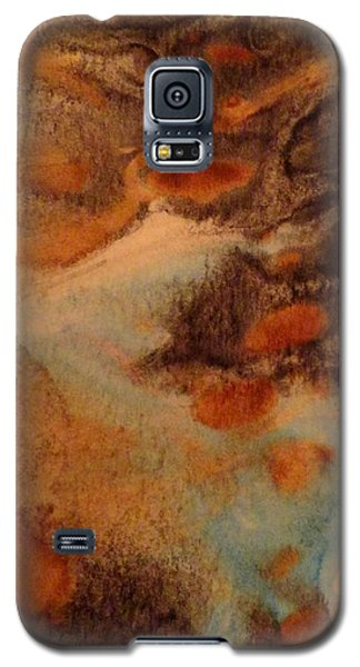 Galaxy S5 Case featuring the painting Passage by Mike Breau