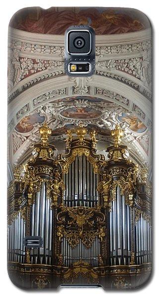Passau Cathedral Saint Stephan 2 Galaxy S5 Case by Rudi Prott