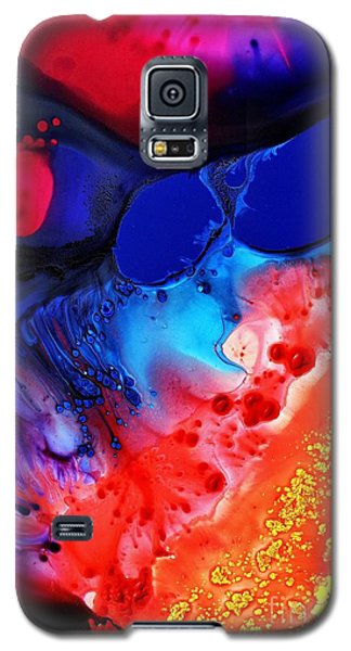 Passion Galaxy S5 Case by Christine Ricker Brandt