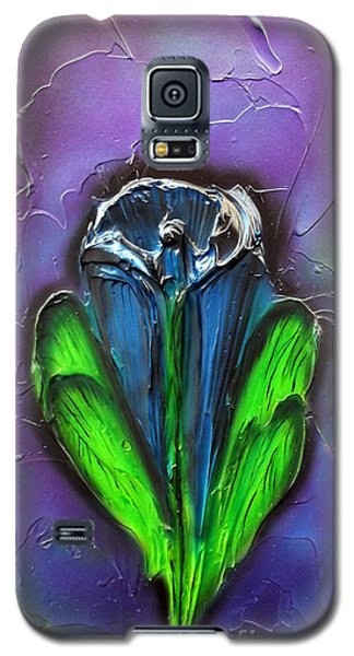 Passion Flower Galaxy S5 Case by Kenneth Clarke