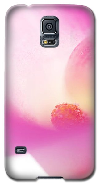 Passion For Flowers. Pink Veil Galaxy S5 Case
