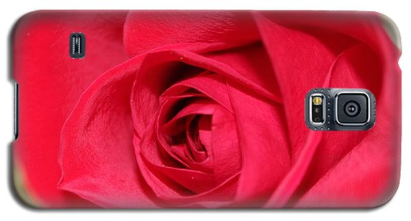 Galaxy S5 Case featuring the photograph Passion by Judy Palkimas