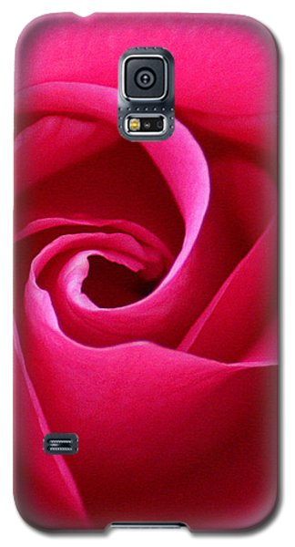 Passion Galaxy S5 Case by The Art Of Marilyn Ridoutt-Greene