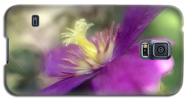 Galaxy S5 Case featuring the photograph Passionate About You by Mary Lou Chmura