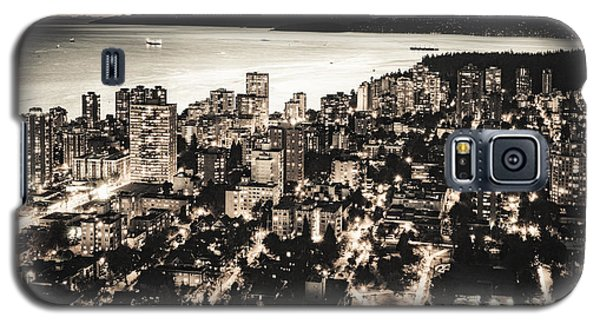 Passionate English Bay Mccclxxviii Galaxy S5 Case