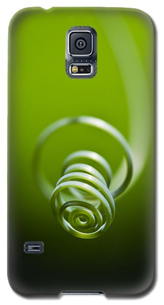Passionflower Tendril Galaxy S5 Case