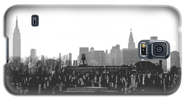 Past Present Future Galaxy S5 Case by Steven Huszar