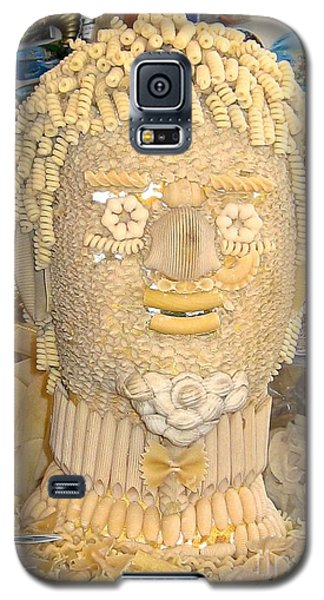Pasta Man Galaxy S5 Case