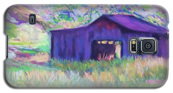 Pastel Barn II Galaxy S5 Case by Shirley Moravec