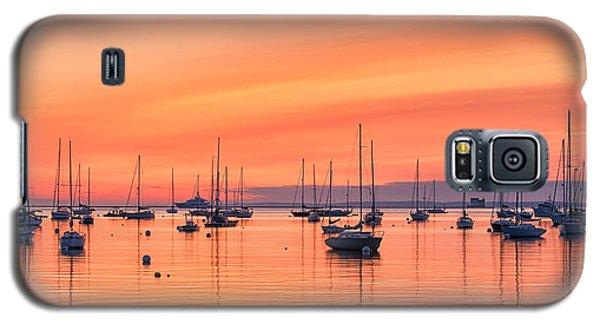 Pastel Harbor Galaxy S5 Case