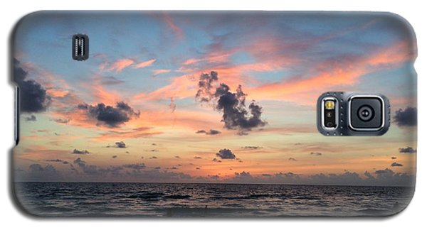 Pastel Paradise Galaxy S5 Case