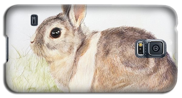 Pastel Pet Rabbit Galaxy S5 Case