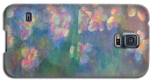 Pastel Petals Galaxy S5 Case by Holly Martinson