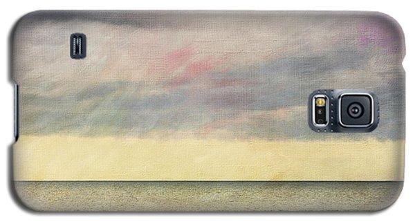 Pastel Sea - Textured Galaxy S5 Case