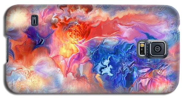 Pastel Storm By Spano  Galaxy S5 Case