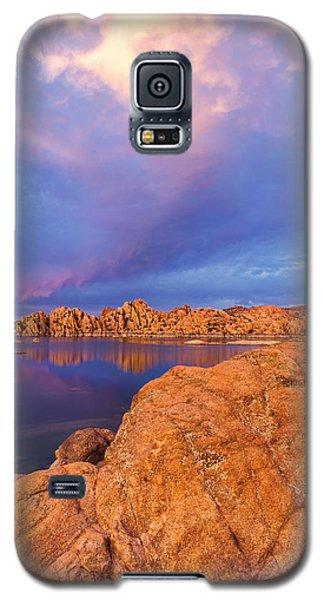 Pastel Storm Galaxy S5 Case