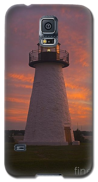 Pastel Sunset At Ned'spoint Galaxy S5 Case by Amazing Jules