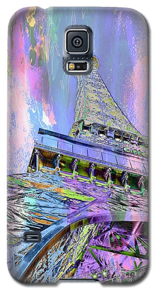 Pastel Tower Galaxy S5 Case by Az Jackson