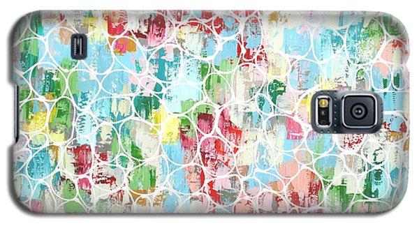 Pastel Web Resin Galaxy S5 Case