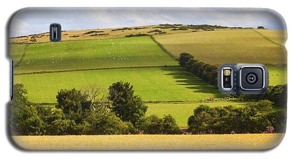 Pastoral Scene Galaxy S5 Case
