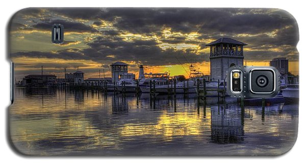 Patches In The Harbor Galaxy S5 Case